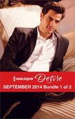Harlequin Desire September 2014 - Bundle 1 of 2: A Texan in Her Bed\Reunited with the Lassiter Bride\Not the Boss's Baby