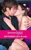 Harlequin KISS September 2014 Bundle: The Party Dare\She's So Over Him\All's Fair in Lust & War\Dressed to Thrill