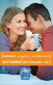 Harlequin Superromance September 2014 - Bundle 1 of 2: This Good Man\Promises Under the Peach Tree\Husband by Choice