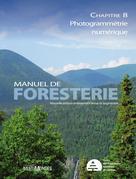 Manuel de foresterie, chapitre 08 – Photogrammétrie numérique