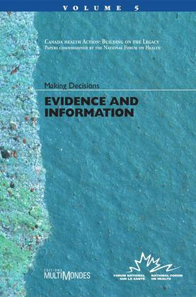 Evidence and information