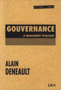 « Gouvernance »