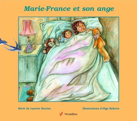 Marie-France et son ange