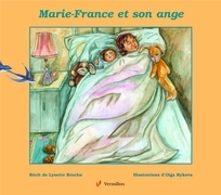 Marie-France et son ange