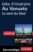 Idée d'itinéraire au Vanuatu - Le saut du Gaul