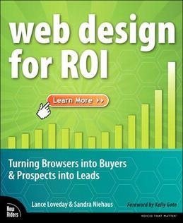 Web Design for Roi: Turning Browsers Into Buyers & Prospects Into Leads, Adobe Reader