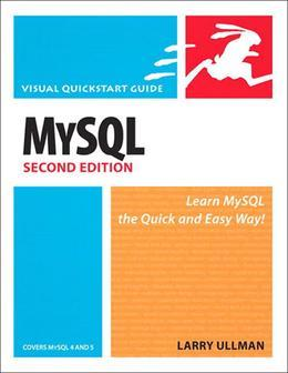 MySQL, Second Edition: Visual QuickStart Guide, 2/e
