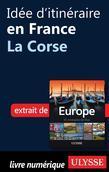 Idée d'itinéraire en France - La Corse