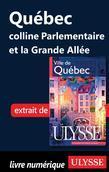 Québec - colline Parlementaire et la Grande Allée