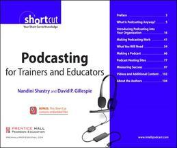 Podcasting for Trainers and Educators, Digital Short Cut