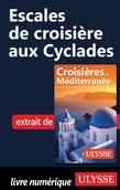 Escales de croisière aux Cyclades