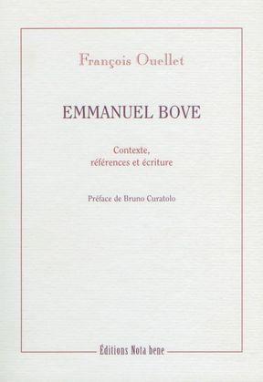 Emmanuel Bove