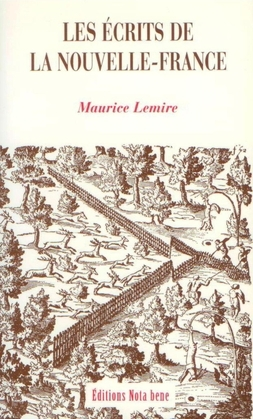 Les écrits de la Nouvelle-France