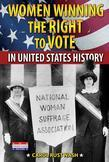 Women Winning the Right to Vote in United States History