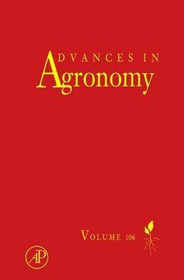 Advances in Agronomy v106