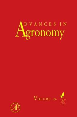 Advances in Agronomy v106