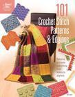 101 Crochet Stitch Patterns & Edgings