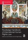 Routledge Handbook of Human Rights Law