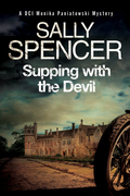 Supping with the Devil: A Monika Paniatowski British Police Procedural