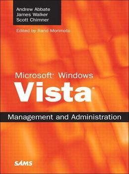 Microsoft Windows Vista Management and Administration (Adobe Reader)