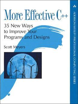 More Effective C++: 35 New Ways to Improve Your Programs and Designs, PDF Version