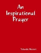 An Inspirational Prayer