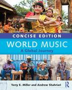 World Music Concise Edition: A Global Journey - Paperback & CD Set Value Pack