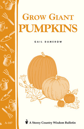 Grow Giant Pumpkins: Storey's Country Wisdom Bulletin A-187