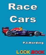 Race Cars: A LOOK BOOK Easy Reader