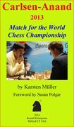 Carlsen-Anand 2013: Match for the World Chess Championship