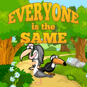 Everyone Is The Same: Children's Books and Bedtime Stories For Kids Ages 3-8 for Early Reading