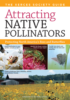 Attracting Native Pollinators: The Xerces Society Guide to Conserving North American Bees and Butterflies and Their Habitat