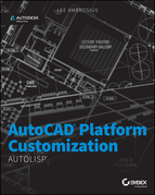 AutoCAD Platform Customization: AutoLISP