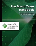 The Board Team Handbook