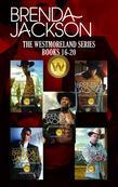 Brenda Jackson The Westmoreland Series Books 16-20: Westmoreland's Way\Hot Westmoreland Nights\What a Westmoreland Wants\A Wife for a Westmoreland\The