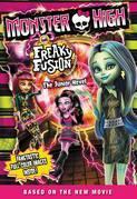 Monster High: Freaky Fusion The Junior Novel