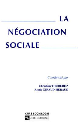 La négociation sociale