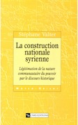 La construction nationale syrienne