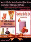 148+ Best Blender Smoothies Recipes & Blender Juicing Recipes for the Smoothie Detox Diet & Juicing Diet + Smoothies Are Like You: Smoothie Food Poetr