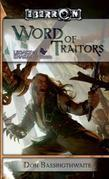 Word of Traitors: Legacy of Dhakaan, Book 2