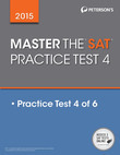 Master the SAT 2015: Practice Test 6: Prac Tes 6 of 6
