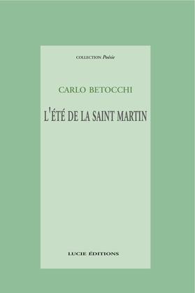 L'été de la Saint Martin