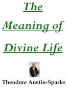 The Meaning of Divine Life