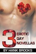 3 Erotic Gay Novellas