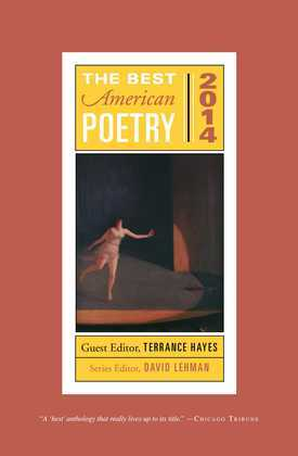 The Best American Poetry 2014