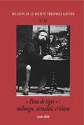 Bulletin de la société Théophile Gautier n°32