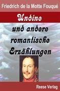 Undine und andere romantische Erzählungen
