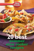 Betty Crocker 20 Best Summer Slow Cooker Recipes