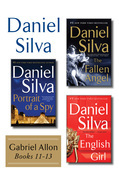 Daniel Silva's Gabriel Allon Collection, Books 11 - 13