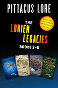 The Lorien Legacies: Books 2-5